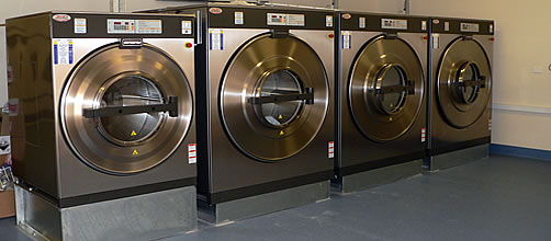 Coin Washing Machine >> Manna Commercial washer | dryer | hotel hospital laundry ...